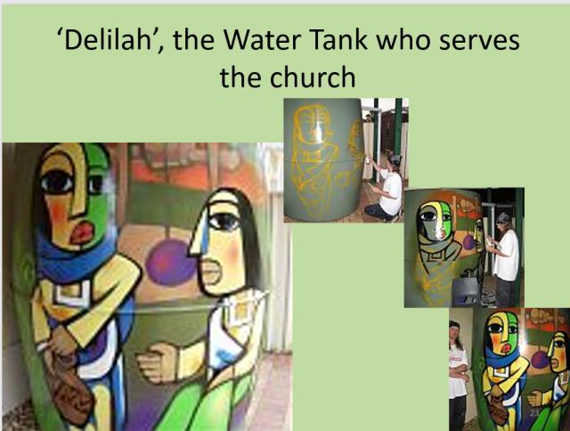 Delilah Maroubra Junction Uniting Church