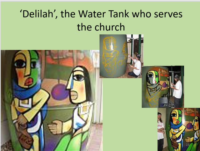 Delilah Maroubra Junction Uniting Church