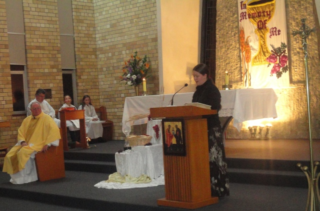Ss Peter and Paul Catholic Parish Kiama Presentation